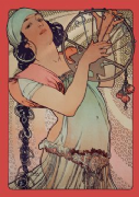 Mucha Notebook (Hardback)